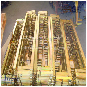 Safety Scaffolding Guardrail Posts pictures & photos
