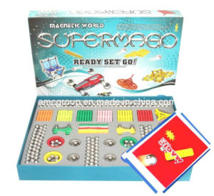 Kids Magnetic Building Block Toys (EMT-12) pictures & photos