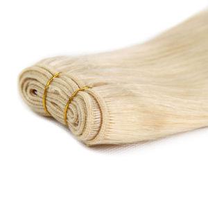 100% Brazilian Virgin Hair Extension, Human Hair Weaving pictures & photos