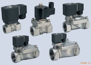 SS Solenoid Valve for RO Water Treatment pictures & photos