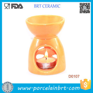 Aromatherapy Essential Candle Light Oil Burner pictures & photos