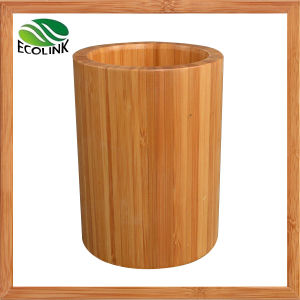 Natural Bamboo Brush Pot / Pen Holder / Pen Container pictures & photos