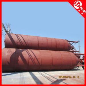 80 Ton Cement Silo for Concrete Mixing Plant pictures & photos