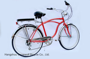 Comfort 26 Incn Beach Cruiser Bicycle for Men (ARS-2680S-2) pictures & photos