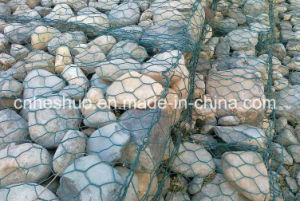 Factory Low Price High Quality Galvanized Anping Gabion Baskets pictures & photos