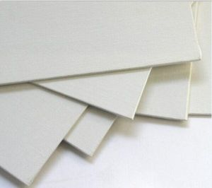 Blank Cotton Panels Stretched Canvas for Art Painting pictures & photos