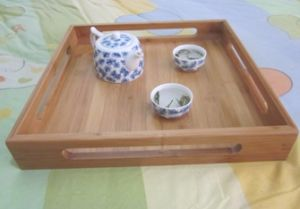 Resturant and Kitchen Bamboo Trays for Household (QW-PGc60) pictures & photos