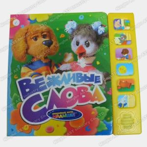 Intellectual Toys, Musical Children Book, Sound Pad pictures & photos