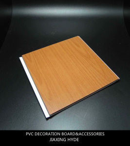 PVC Wall Cladding House Inner Decoration Material (RN-63) pictures & photos