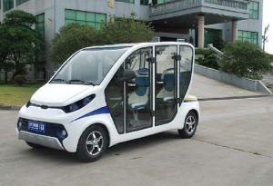 4 Seaters Household Electric Car pictures & photos