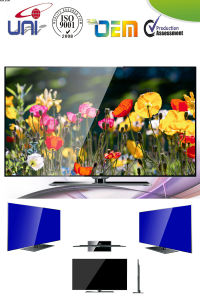 55 Inch Latest Design Smart FHD LED TV pictures & photos
