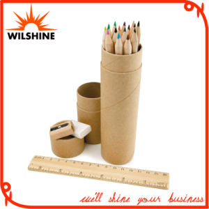 Wooden Color Pencil Set for Gift (MP003) pictures & photos