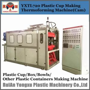 Disposable Plastic Cup Making Machinery Glass Making Machine pictures & photos