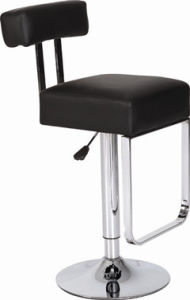 Modern Design Leather Bar Stool (T-314-1)