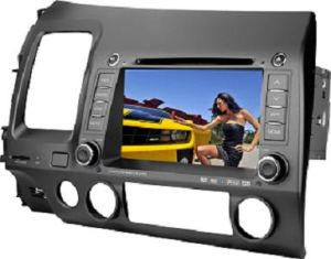 Car GPS Panel Mould Making (QH-815)