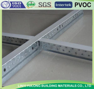 Galvanized Steel Ceiling T Grid pictures & photos
