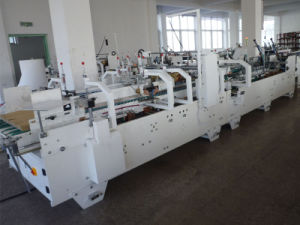 Automatic Folder Gluer Machine (SHH-1200E)