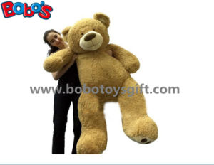 Big Plush Giant Teddy Bear 5 Foot Tall Tan Color Soft New Year Gift Bear Toys pictures & photos