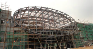 Prefabricated Steel Structure Building & Steel Construction pictures & photos