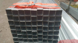 ERW Square Precision Tube and Steel Pipe pictures & photos