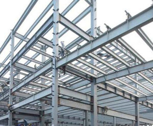 Steel Frame Structure Construction (WSDSS111) pictures & photos