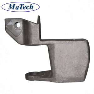 Steel Chasiss Bracket Investment Casting for Agricuture Machinery pictures & photos