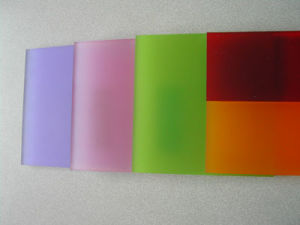 Crack Resistant Wholesale Acrylic Board for Kitchen Cabinet 3mm