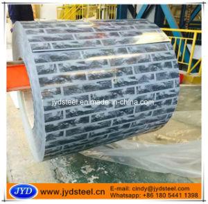 Brick Design Prepainted Galvanized Steel Coil/PPGI pictures & photos