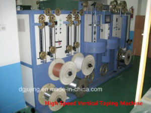 Manufacturing Equipment--High Speed Vertical&Horizontal Taping Machine pictures & photos