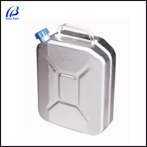 Aluminum Material 10L/20L Feul Can/ Jerry Can pictures & photos