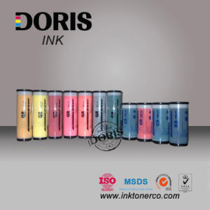 Compatible Digital Duplicator Ink Gr Color Red for Riso pictures & photos