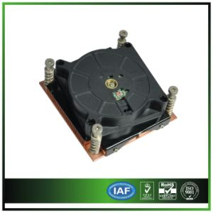 Copper Heat Sink with Fan for Server Equipment pictures & photos
