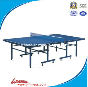 Movable Table Tennis Table, Fitness Exercise Products (LJ-9706)