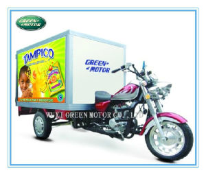 Cargo Tricycle, Tricycle, Three Wheel Motorccyle, Trike (GM150ZH-P) pictures & photos