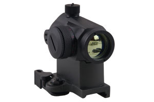 1X24 Micro Red/Green DOT Sight Scope W/Qd High Mount pictures & photos
