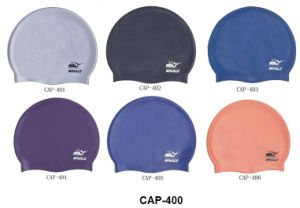 Avoid Stick Hair Swimming Caps (CAP-400) pictures & photos