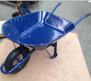 Heavy Duty Wheel Barrow for Construction pictures & photos