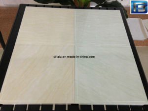 Aluminum Metal Ceiling Tile/Panel/Board, 300X300mm, Marble Tile