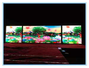 P6.25 Indoor LED Display Screen for Entertainment/Hotel/Market/Stage pictures & photos