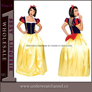 Princess Classic Costume Plus Halloween Party Costume (8855) pictures & photos