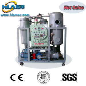 High Vacuum Turbine Oil Purification System pictures & photos