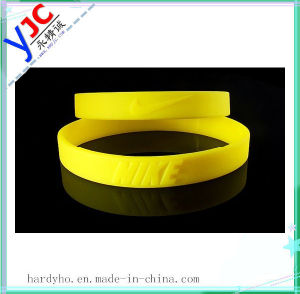 Cheap Promotion Gift Eco-Friendly Wristband