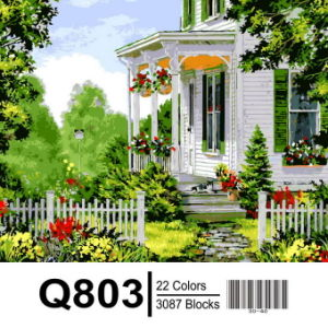 Arts Crafts Paintboy Coloring by Numbers for Home Decor pictures & photos