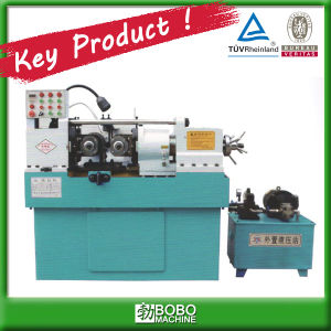 Hydraulic Rod Thread Rolling Machine pictures & photos