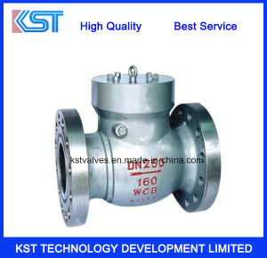 ANSI High Pressure Cast Steel Flanged Swing Check Valve