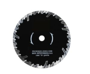 Turbo Segment Diamond Saw Blade for Cutting Marble (JL-DBTS) pictures & photos