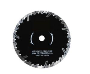 Turbo Segment Diamond Saw Blade for Cutting Marble (JL-DBTS) pictures & photos