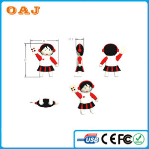 Mini Cartoon USB Flash Memory