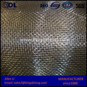 High Quality 304 Woven Wire Cloth/ Wire Mesh pictures & photos