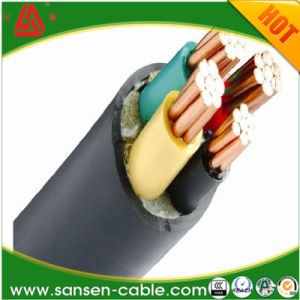 Steel Wires Armored XLPE Insulated Copper Conductor Yjv22 Power Cable pictures & photos